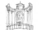 ołtarz w Nabroży