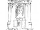 oltarz w Starej Wsi