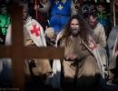 Tak płonął Mistrz Templariuszy