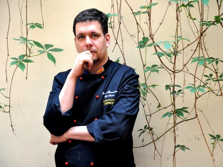 Ismael Hernandez Suarez: Wegetariańskie gazpacho na wiosnę