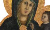 Tomasz Dostatni OP: Matka Boża z gruszką