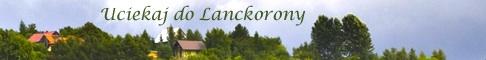 lanckorona-baner
