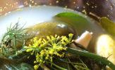 Jaga Sieczkarz: Zupa ogórkowa i eskalopki na niedzielny obiad