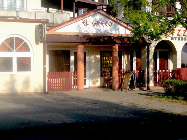Restauracja El-Greco w Kraśniku. Recenzja. Galeria foto, 2 x wideo