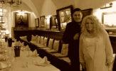 U Fukiera. Z wizytą u Magdy Gessler. Recenzja restauracji. Esej