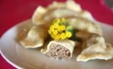 Ola Świerczyńska: Gęsie pierożki. Nie tylko dla malucha