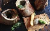 Grillowane kości wołowe w Stół i Wół. Ze szpikiem. Brawo