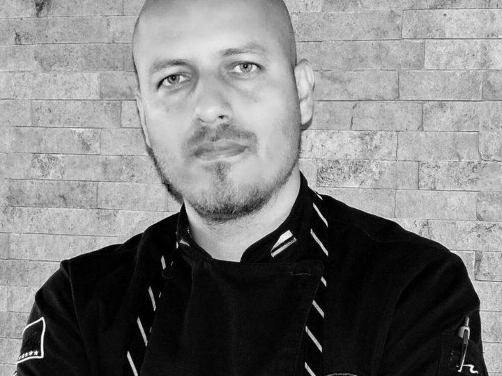 Chef Boris Marcell Kolumbia w Lublinie