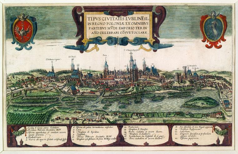 widok_miasta_lublina_hogenberga_i_brauna