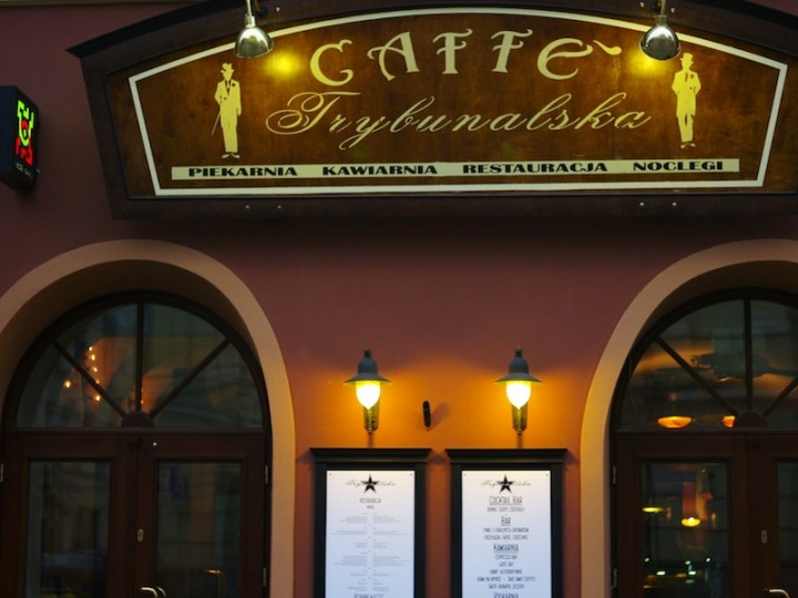 Trybunalska Caffe