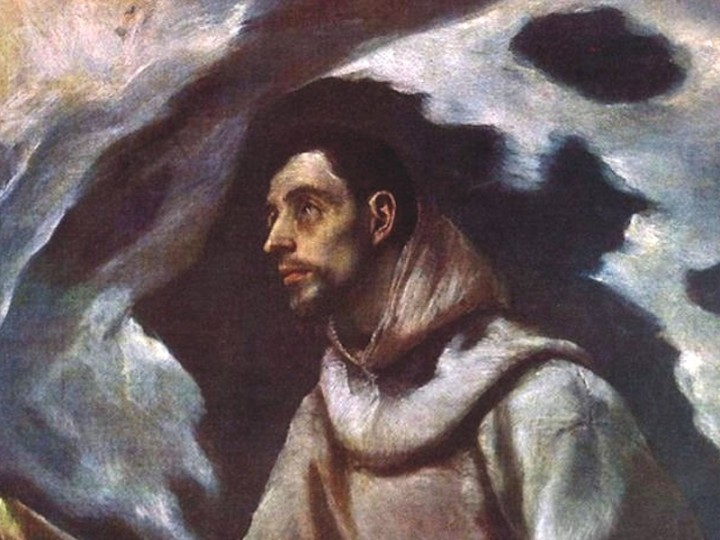 Ekstaza św. Franciszka