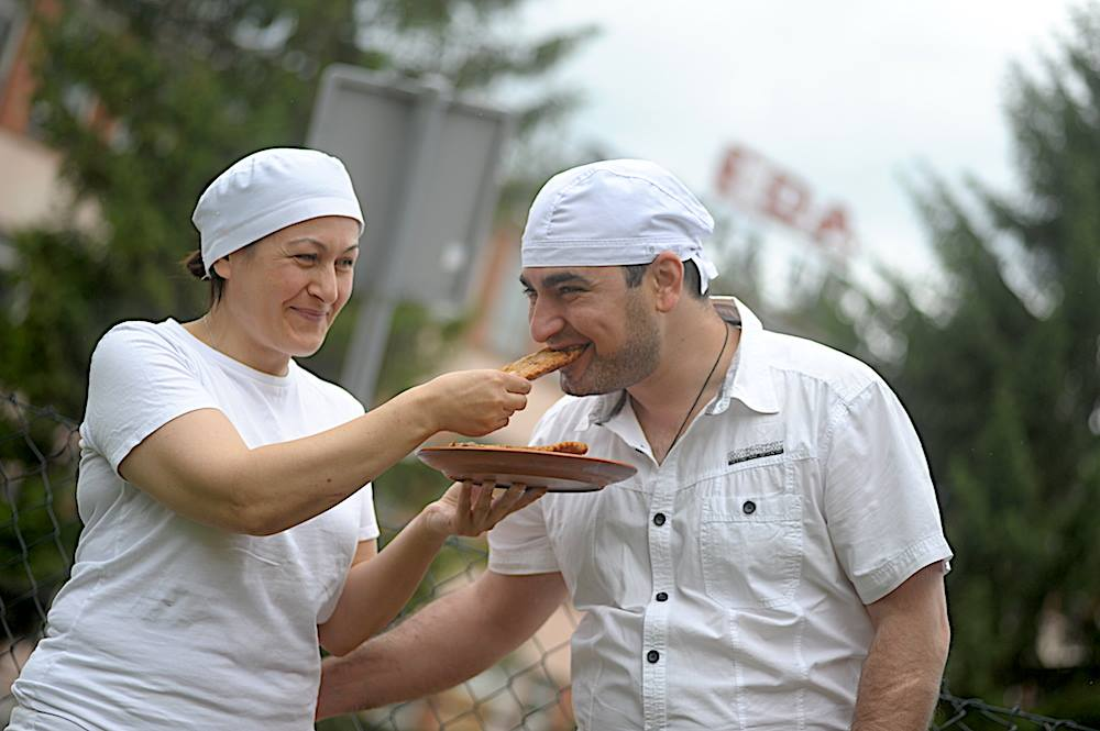 Miło Smaki Kaukazu w Poniatowej