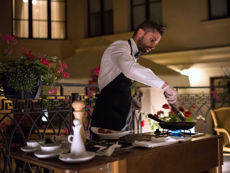 Restauracje 2018 Top 10