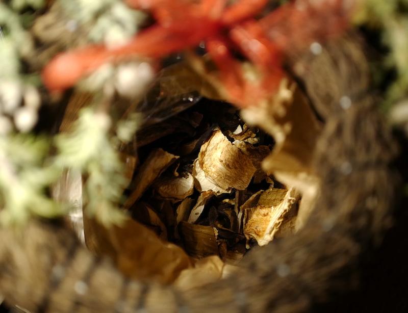 Wigilijny barszcz grzybowy